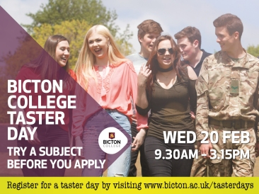 bc taster event tv screens 20 feb 2019