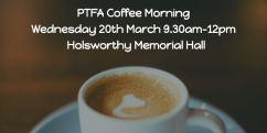 PTFA Coffee Morning March 19