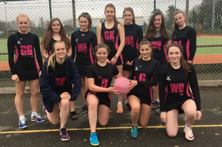 Yr 10 netball all consent