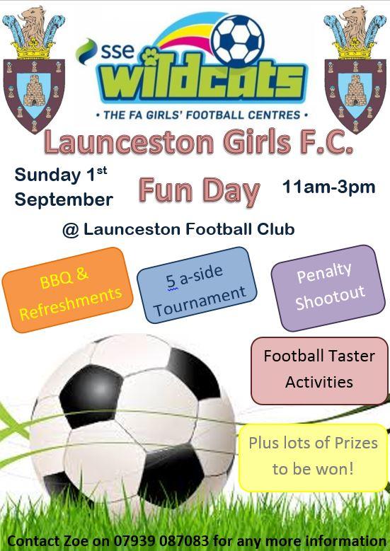 Launceston girls FC